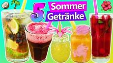 5 leckere sommergetr 228 nke zum selber machen ohne alkohol