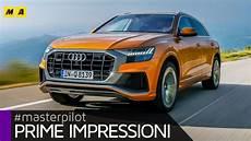 Audi Q8 50 Tdi - audi q8 test 50 tdi sport 286 cv