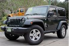 Used 2011 Jeep Wrangler Rubicon For Sale 19 995