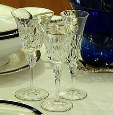 servizio di bicchieri servizio bicchieri 36 pz stella platino