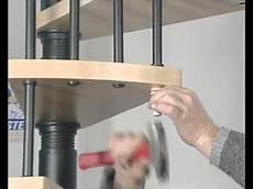 escalier helicoidal en kit spiral wood 2 2
