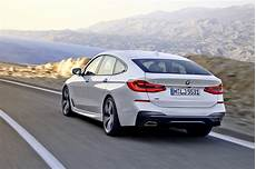 Cross Out 5 Write On 6 New Bmw 6 Series Gt Revealed By