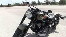 2016 harley davidson army bike softail slim s for sale