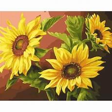 Sonnenblume Malen Nach Zahlen Malvorlage Malen Nach Zahlen Drei Sonnenblumen Malen Nach Zahlen Eu