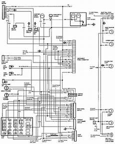 hvac wiring diagram for 1995 caprice электросхемы chevrolet caprice 1990 1994