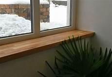 Fensterbänke Aus Holz - plain white selbstgebaute fensterb 228 nke aus holz