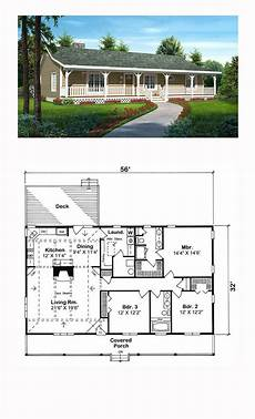 old west style ranch house plans