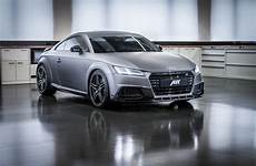 Abt Sportsline Gives Audi Tt A Gunmetal Matt Wrap For