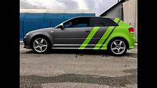 audi s3 8p tuning dia show tuning audi a3 s3 8p mit graphit neongr 252 n