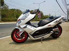 Motor Pcx Modifikasi by Galeri Modifikasi Motor Honda Pcx 150 Terbaru Modif