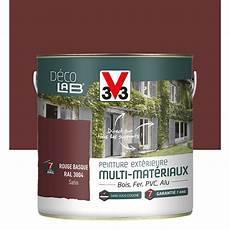 peinture pour exterieur peinture multimat 233 riau ext 233 rieur v33 basque 2 l