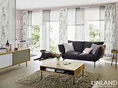 gardinen rollos wohnzimmer fenster botanic gardinen dekostoffe vorhang wohnstoffe