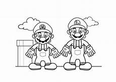 mario sport mix free coloring pages