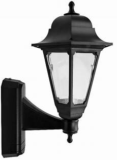 asd cl bk100 wall lantern coach light fitting black fin859 5015732550698 ebay