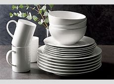 Unique Dinnerware Buying Guide   Crate and Barrel