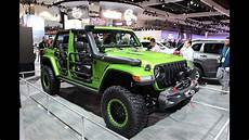 jeep wrangler jl 2018 2018 jeep wrangler jl reveal 2017 la auto show