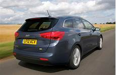 Kia Ceed Sportswagon 2012 Driving Performance Parkers