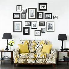 Wandgestaltung Mit Bildern - wanddekoration ideen mit bildern und familienfotos