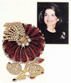 rosamaria g frangini royal jewellery red rose brooch