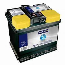 Autobatterie 19 Norauto 70 Ah 640 A 3 J Garantie