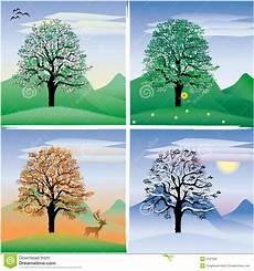 tree stock illustration illustration of autumn winter