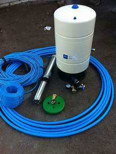 submersible water pump kits