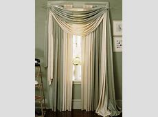 How to Drape a Scarf Valance in 4 Simple Steps   BJ deco