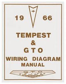 1966 Gto Wiring Diagram Manuals Opgi