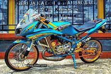 Rr Jari Jari by Rr Modif Jari Jari Kontes Kawasaki