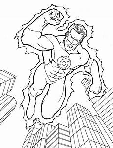 Malvorlagen Kinder Superhelden Green Lantern Ausmalbilder Ausmalbilder F 252 R Kinder