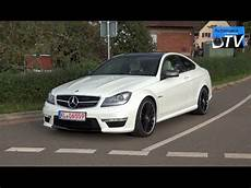 C63 Amg 2014 2014 Mercedes C63 Amg Coupe 487hp Drive Sound 1080p
