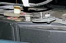 1967 gto heater wiring diagram repairing a 1965 1967 gto tach rod network