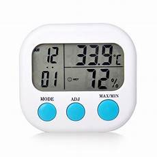 Bakeey Mini Portable Digital Temperature Humidity by Mini Electronic Thermometer Hygrometer Digital Temperature