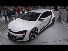 new golf 8 gti concept car 3 0 bi turbo 503 h p 0 100