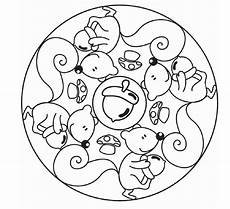 mandala herbst zum ausdrucken einzigartig malvorlagen igel