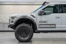 Ken Blocks New Ford Raptor Prerunner By Svc Road