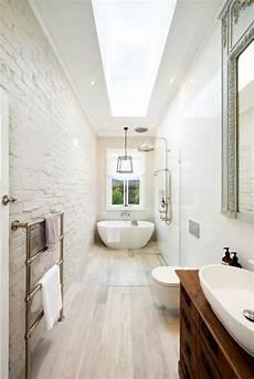 the 25 best narrow bathroom ideas on