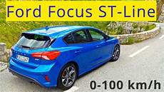Ford Focus St 0 100 - 2019 ford focus st line 0 100 km h