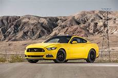 2016 Ford Mustang Gt Test Review Motor Trend