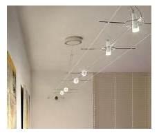Luminaire Suspension Cable Tendu