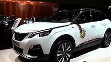 2017 Peugeot 3008 Gtline Premium Features New Design