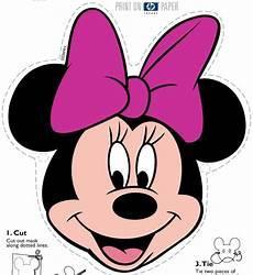 molde hacer las orejas de minnie imprimir wallpapers real cara de minnie mouse