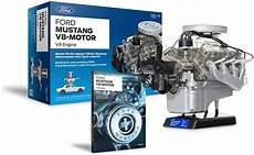 how does a cars engine work 2000 ford f150 on board diagnostic system a working ford 1965 mustang k code v8 engine 1 3 scale model kit