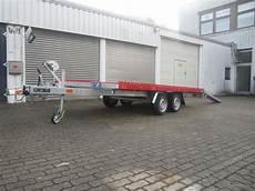 universal transport anh 228 nger mit auffahrren 2600 kg pkw