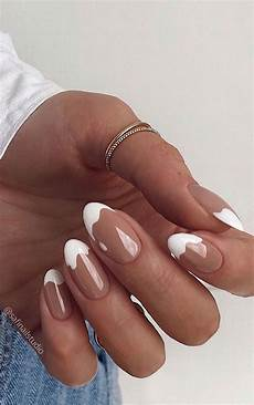 39 chic nail design ideas for summer white tips