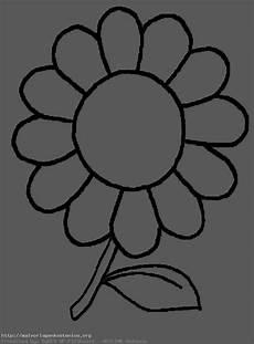 Blumen Malvorlage Kostenlos Blumen Malen Polybiblio