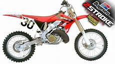 two stroke tuesday we test the 2004 honda cr250