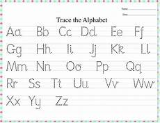 printable dotted letter worksheets 23751 dotted alphabet trace practice worksheet etsy