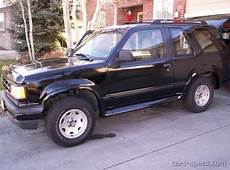 free car manuals to download 1993 mazda navajo parking system 1993 mazda navajo suv specifications pictures prices