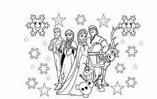 Malvorlagen Disney Frozen Elsa Und Olaf Ausmalbilder 1ausmalbilder